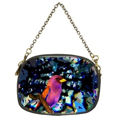 Bird Chain Purse (two Sided)