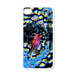 Bird Apple Iphone 4 Case (white)