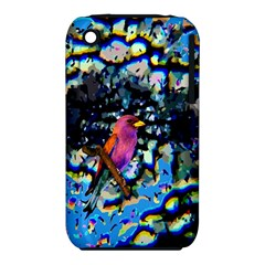 Bird Apple iPhone 3G/3GS Hardshell Case (PC+Silicone)