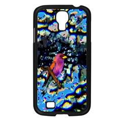 Bird Samsung Galaxy S4 I9500/ I9505 Case (Black)