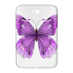 Purple Awareness Butterfly Samsung Galaxy Note 8.0 N5100 Hardshell Case