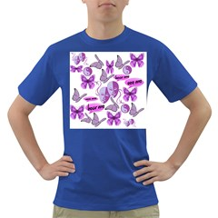 Invisible Illness Collage Men s T-shirt (Colored)