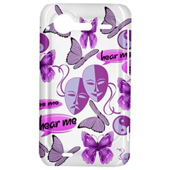 Invisible Illness Collage HTC Incredible S Hardshell Case