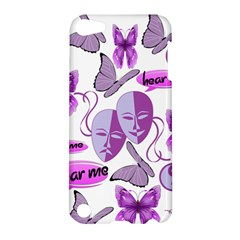 Invisible Illness Collage Apple iPod Touch 5 Hardshell Case