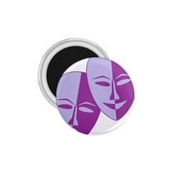 Comedy & Tragedy Of Chronic Pain 1 75  Button Magnet