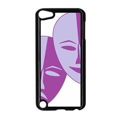 Comedy & Tragedy Of Chronic Pain Apple iPod Touch 5 Case (Black)