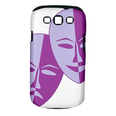 Comedy & Tragedy Of Chronic Pain Samsung Galaxy S Iii Classic Hardshell Case (pc+silicone)