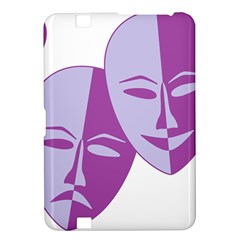 Comedy & Tragedy Of Chronic Pain Kindle Fire HD 8.9  Hardshell Case