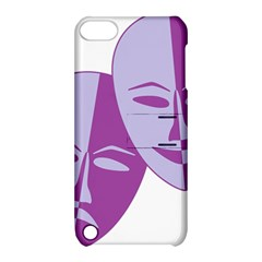 Comedy & Tragedy Of Chronic Pain Apple iPod Touch 5 Hardshell Case with Stand