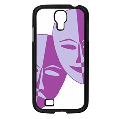 Comedy & Tragedy Of Chronic Pain Samsung Galaxy S4 I9500/ I9505 Case (Black)