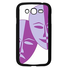 Comedy & Tragedy Of Chronic Pain Samsung Galaxy Grand DUOS I9082 Case (Black)