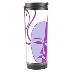 Comedy & Tragedy Of Chronic Pain Travel Tumbler
