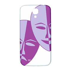 Comedy & Tragedy Of Chronic Pain Samsung Galaxy S4 I9500/I9505  Hardshell Back Case