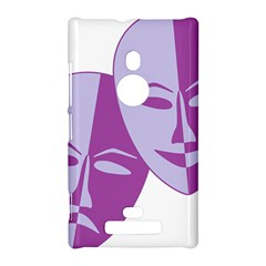 Comedy & Tragedy Of Chronic Pain Nokia Lumia 925 Hardshell Case