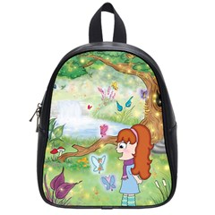 Fairy Kingdom School Bag (small)