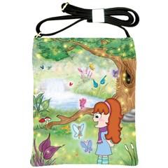 Fairy Kingdom Shoulder Sling Bag