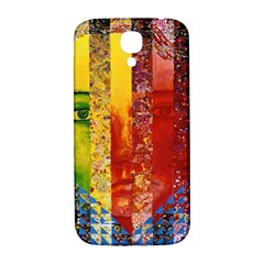 Conundrum I, Abstract Rainbow Woman Goddess  Samsung Galaxy S4 I9500/I9505  Hardshell Back Case