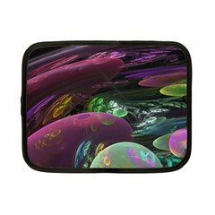 Creation Of The Rainbow Galaxy, Abstract Netbook Sleeve (small)