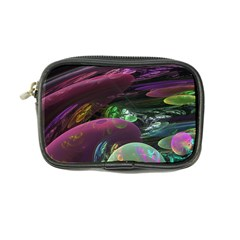 Creation Of The Rainbow Galaxy, Abstract Coin Purse