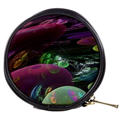 Creation Of The Rainbow Galaxy, Abstract Mini Makeup Case