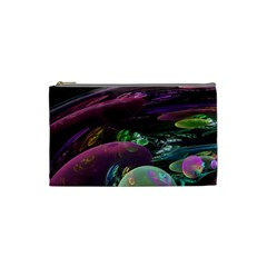 Creation Of The Rainbow Galaxy, Abstract Cosmetic Bag (Small)