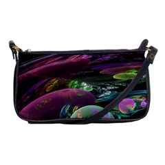 Creation Of The Rainbow Galaxy, Abstract Evening Bag