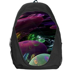 Creation Of The Rainbow Galaxy, Abstract Backpack Bag