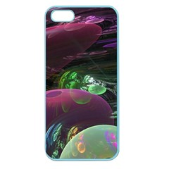 Creation Of The Rainbow Galaxy, Abstract Apple Seamless Iphone 5 Case (color)