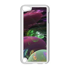 Creation Of The Rainbow Galaxy, Abstract Apple iPod Touch 5 Case (White)