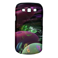 Creation Of The Rainbow Galaxy, Abstract Samsung Galaxy S III Classic Hardshell Case (PC+Silicone)