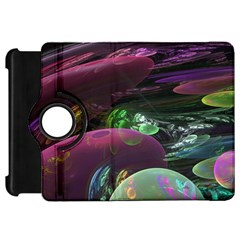 Creation Of The Rainbow Galaxy, Abstract Kindle Fire HD 7  (1st Gen) Flip 360 Case