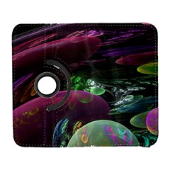 Creation Of The Rainbow Galaxy, Abstract Samsung Galaxy S  III Flip 360 Case