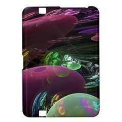 Creation Of The Rainbow Galaxy, Abstract Kindle Fire HD 8.9  Hardshell Case
