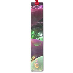 Creation Of The Rainbow Galaxy, Abstract Large Bookmark