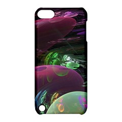 Creation Of The Rainbow Galaxy, Abstract Apple Ipod Touch 5 Hardshell Case With Stand
