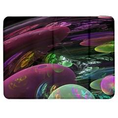 Creation Of The Rainbow Galaxy, Abstract Samsung Galaxy Tab 7  P1000 Flip Case