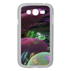 Creation Of The Rainbow Galaxy, Abstract Samsung Galaxy Grand DUOS I9082 Case (White)