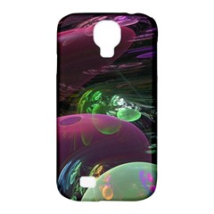 Creation Of The Rainbow Galaxy, Abstract Samsung Galaxy S4 Classic Hardshell Case (PC+Silicone)