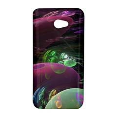 Creation Of The Rainbow Galaxy, Abstract HTC Butterfly S Hardshell Case