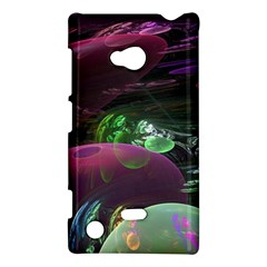 Creation Of The Rainbow Galaxy, Abstract Nokia Lumia 720 Hardshell Case