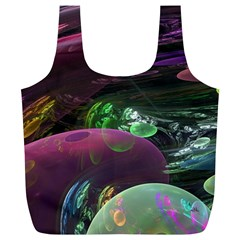 Creation Of The Rainbow Galaxy, Abstract Reusable Bag (XL)