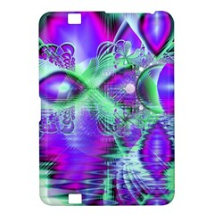 Violet Peacock Feathers, Abstract Crystal Mint Green Kindle Fire Hd 8 9  Hardshell Case