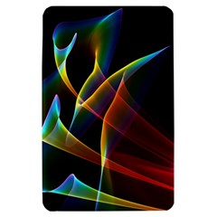 Peacock Symphony, Abstract Rainbow Music Kindle Fire (1st Gen 2011) Hardshell Case