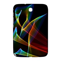 Peacock Symphony, Abstract Rainbow Music Samsung Galaxy Note 8.0 N5100 Hardshell Case