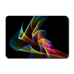 Crystal Rainbow, Abstract Winds Of Love  Small Door Mat