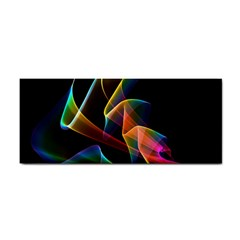 Crystal Rainbow, Abstract Winds Of Love  Hand Towel