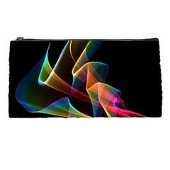 Crystal Rainbow, Abstract Winds Of Love  Pencil Case