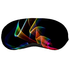 Crystal Rainbow, Abstract Winds Of Love  Sleeping Mask