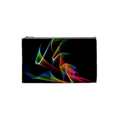 Crystal Rainbow, Abstract Winds Of Love  Cosmetic Bag (small)