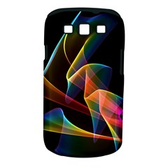 Crystal Rainbow, Abstract Winds Of Love  Samsung Galaxy S III Classic Hardshell Case (PC+Silicone)